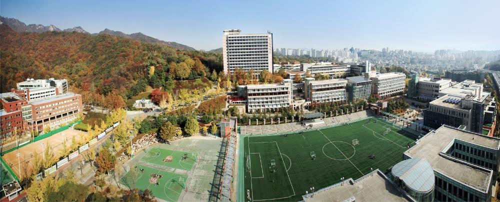 Khuôn viên trườngKookmin University
